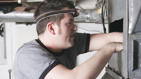 Forced Air Furnace Duct Cleaning   Indoor Energy